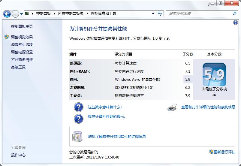 Lenovo with Plextor PX-128M5M Win7 rating